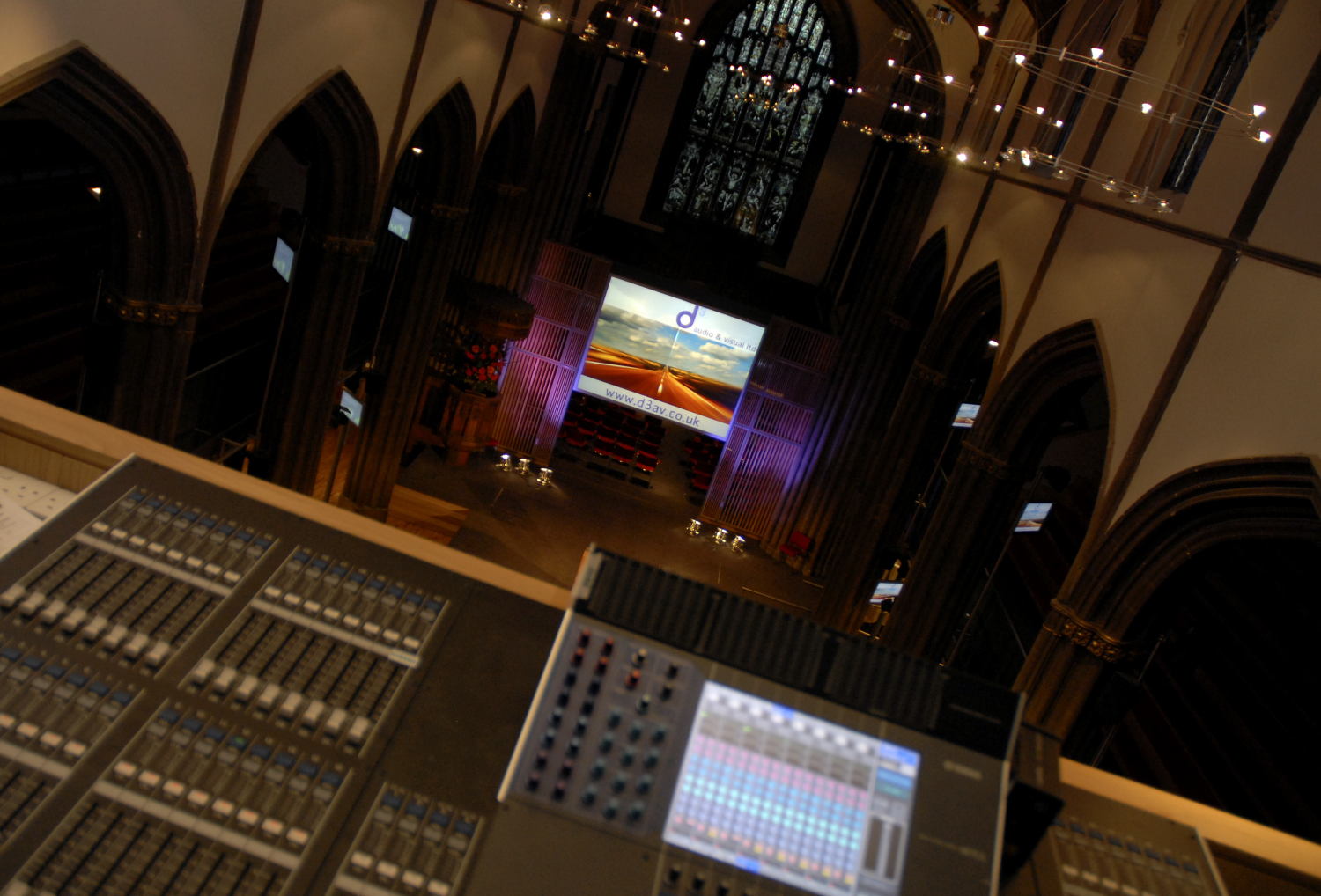 Church Audio and Visual